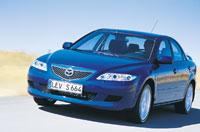 Mazda6: обзор