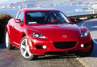 Mazda RX8: Агрегатное состояние