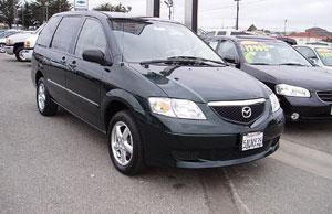 Mazda MPV 2.3 (2002-2003)